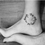 #刺青提案:將生命化作文字,Quote Tattoos 英文句子紋身 - The Femin