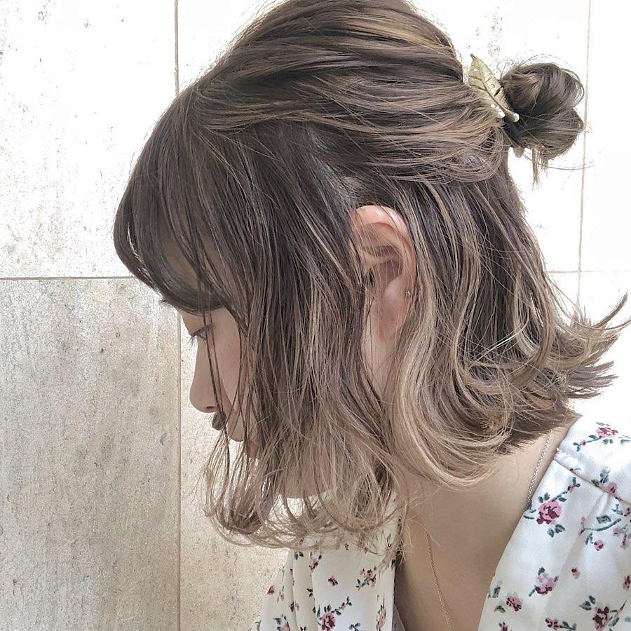 IG We Love:短髮女孩一定要追蹤。 公主頭也能變換無限花樣 - The Femin