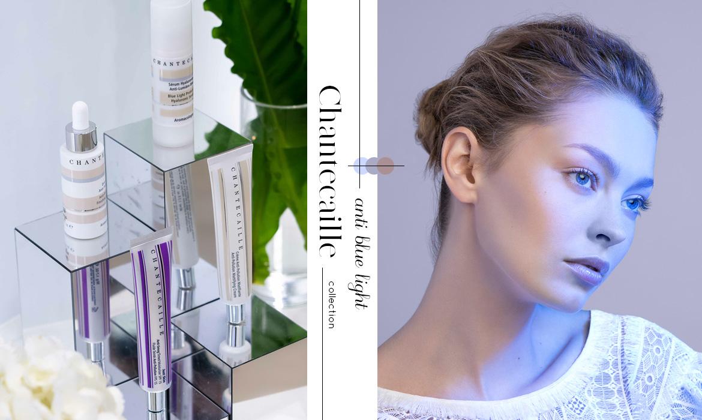 肌膚每天遭受藍光及空污的隱形攻擊。由 Chantecaille 為你抵禦這些親密危「肌」 - The Femin