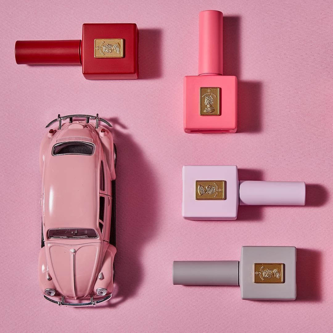 為指尖添上霧感秋色:韓國美甲品牌 GENTLE PINK 推出秋天糖果色調 - The Femin