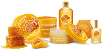 The Body Shop's NEW Honeymania™ Product Review + Giveaway!
