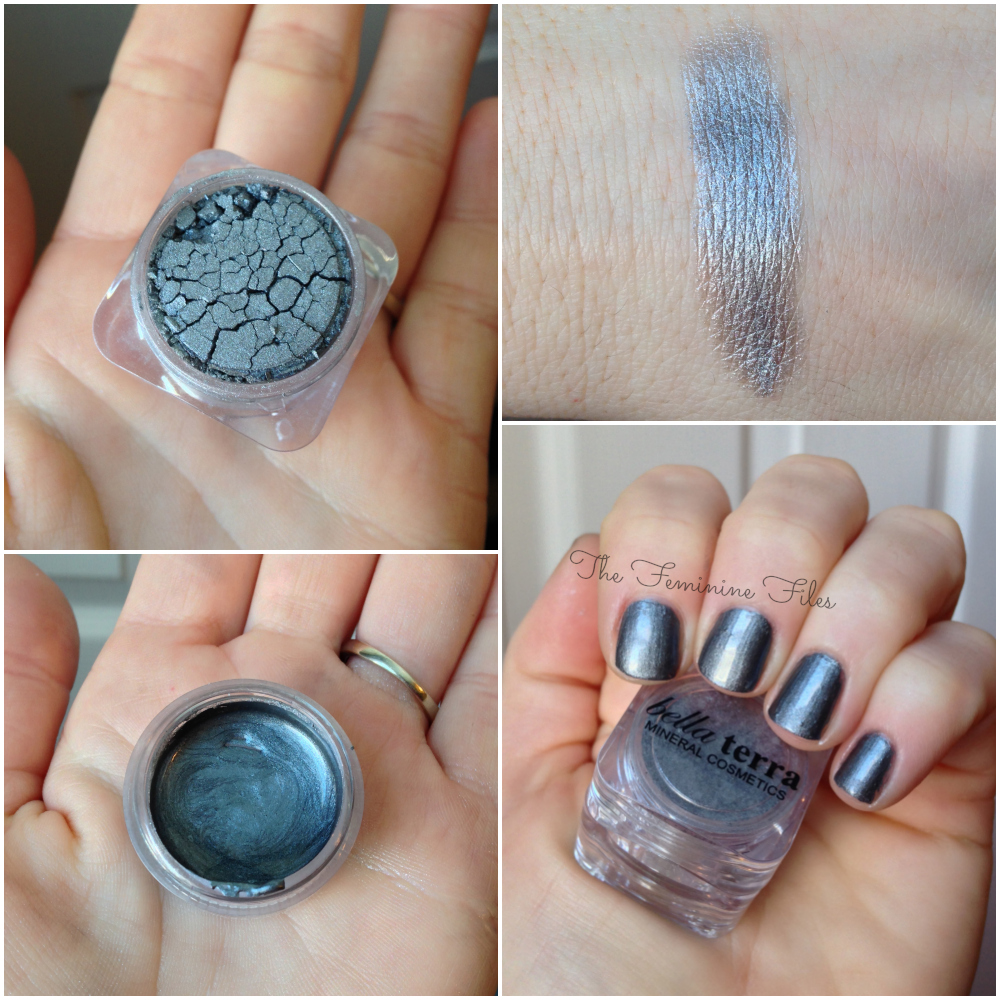 Make your own polish with Bella Terra Cosmetics Eyeshadows! - The ...