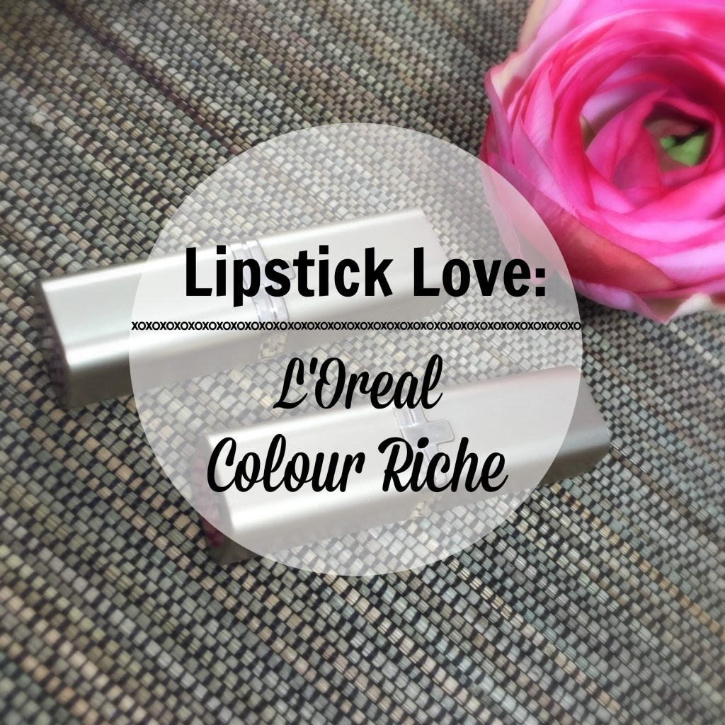 Is L'Oreal Colour Riche Lipstick a Drugstore Gem?