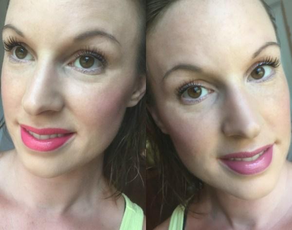 L'Oreal Lipstick Collage
