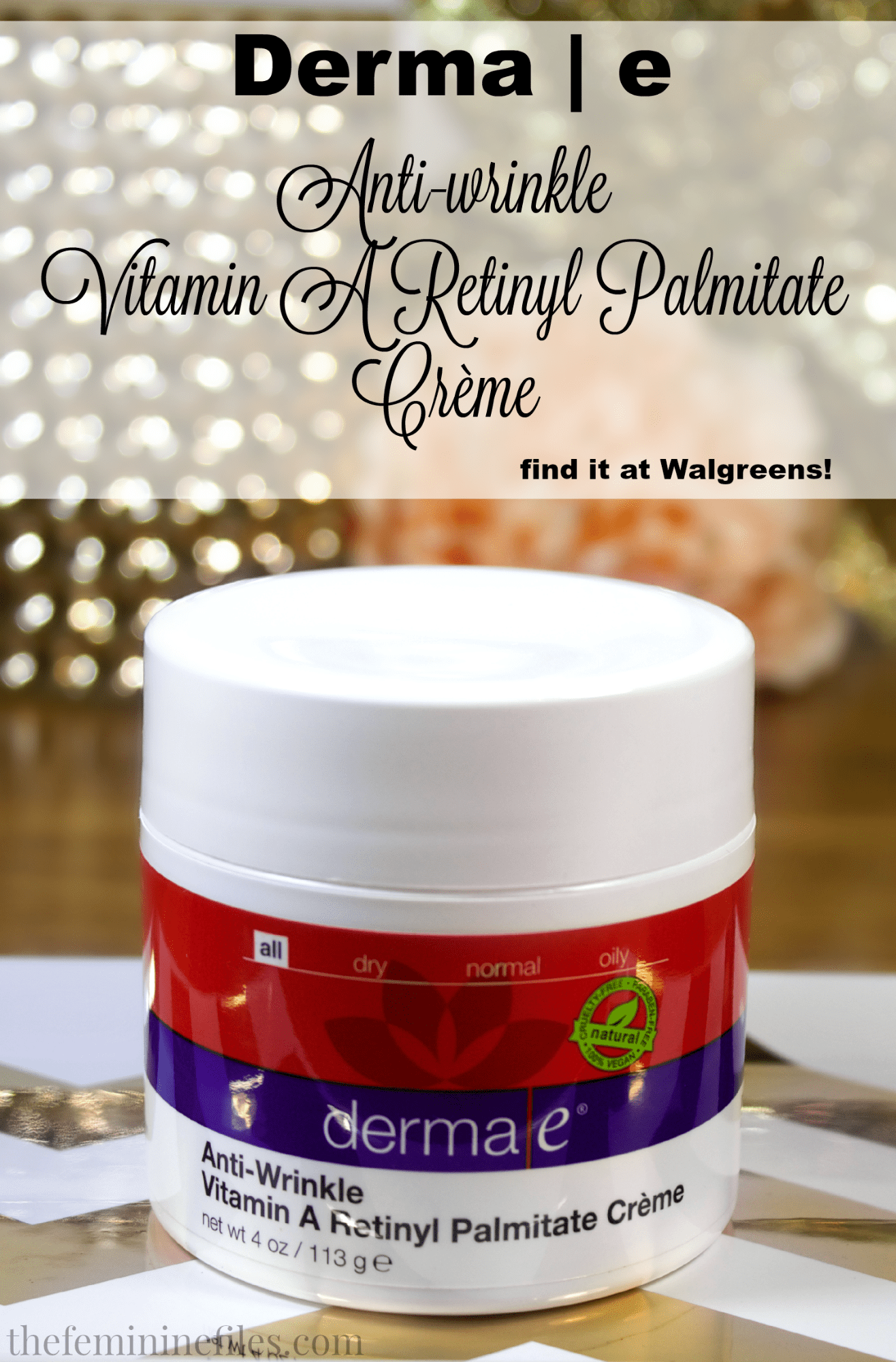 Fight Dry Fall Skin with Derma e at Walgreens! - The Feminine Files