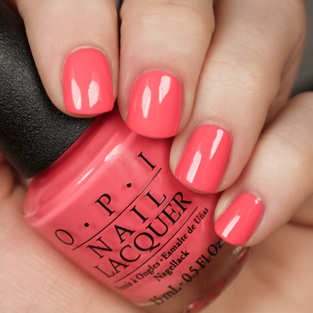 Opi California Dreaming Collection The Feminine Files