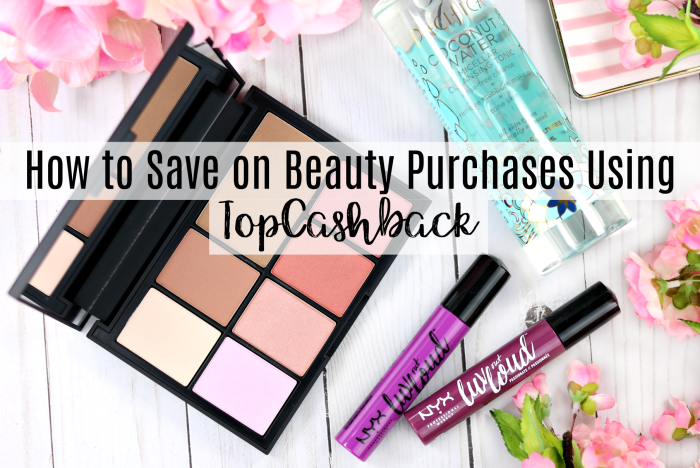 Save Money on Beauty Purchases with TopCashback!
