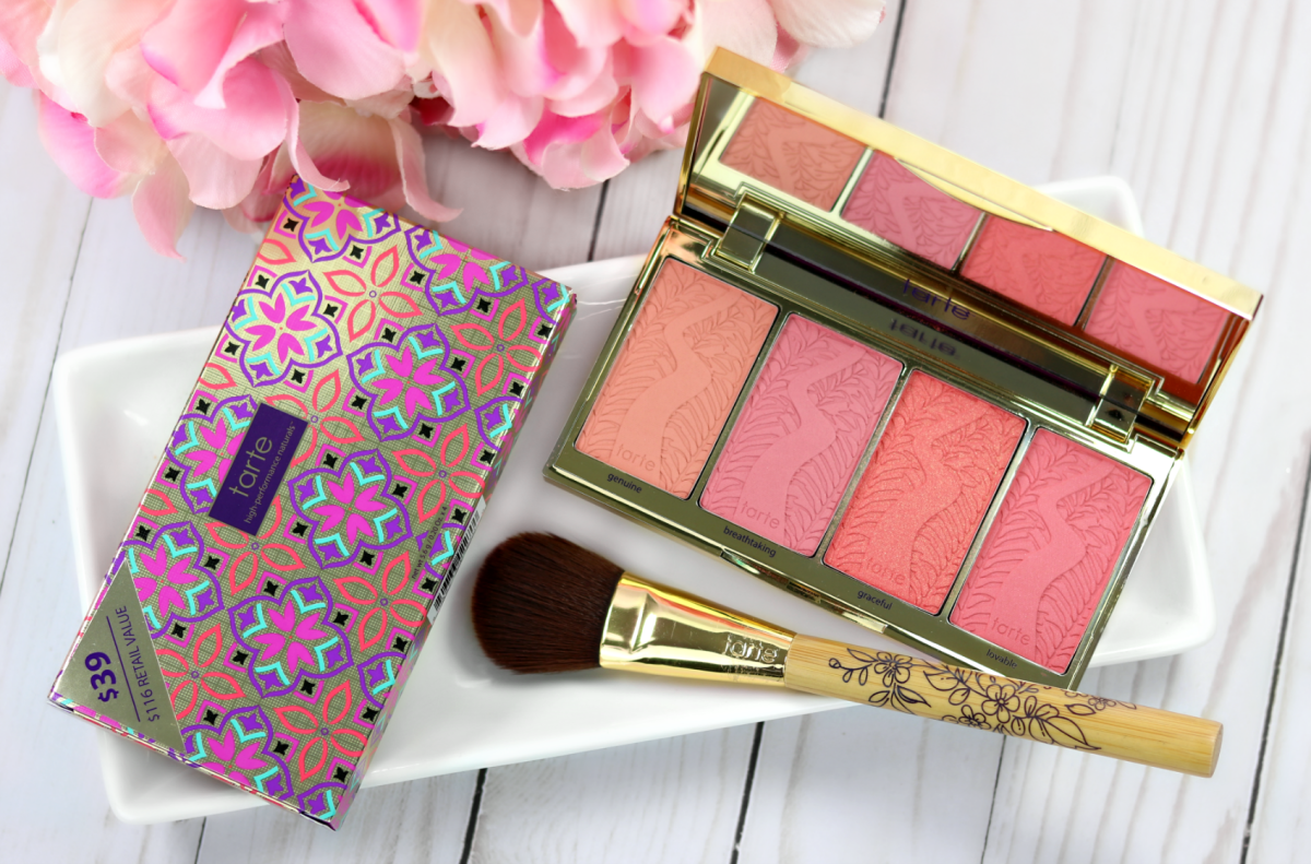 Tarte Blush Bliss Palette Review