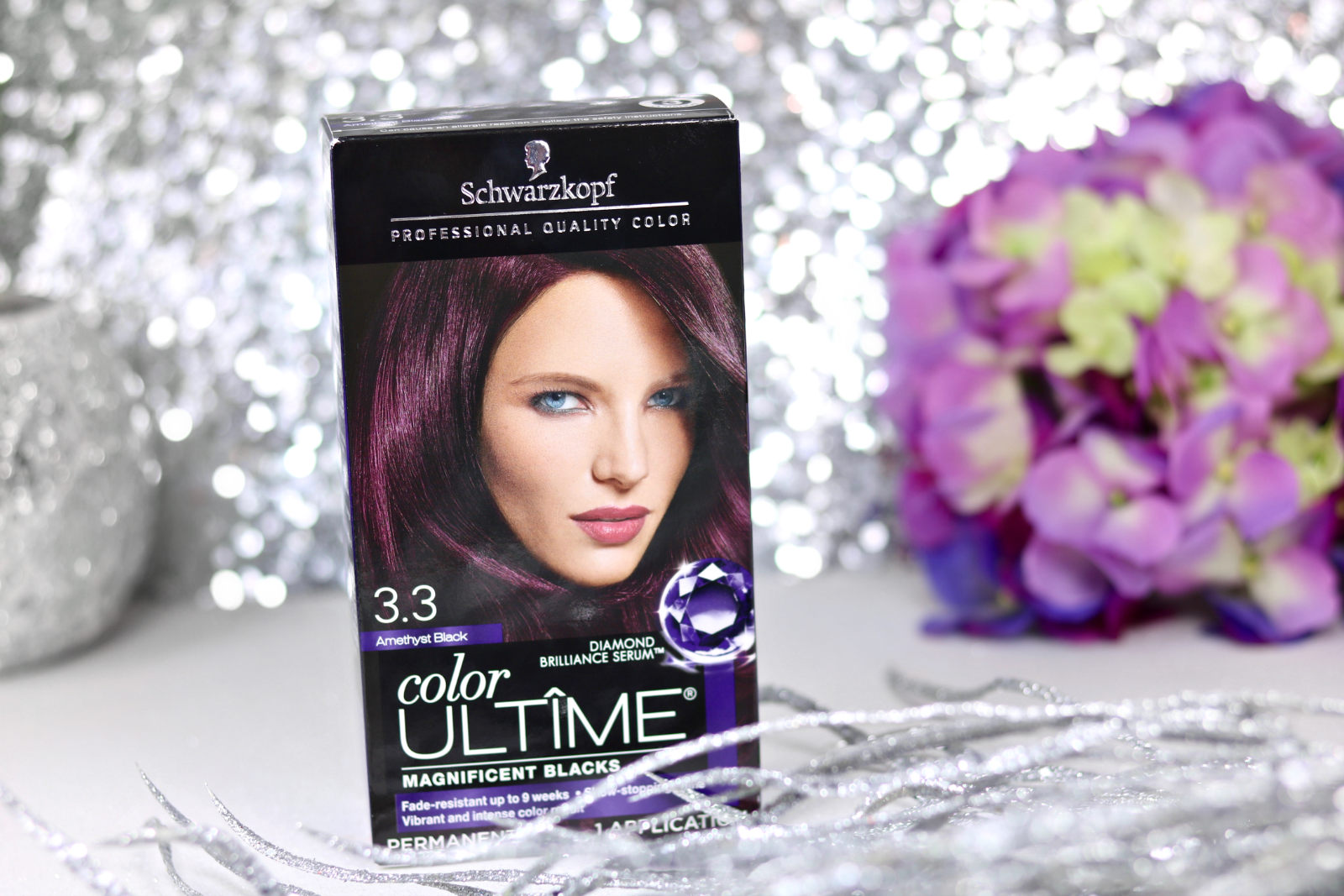 Bold Hair Color At Home With Schwarzkopf Color Ultime At Walmart