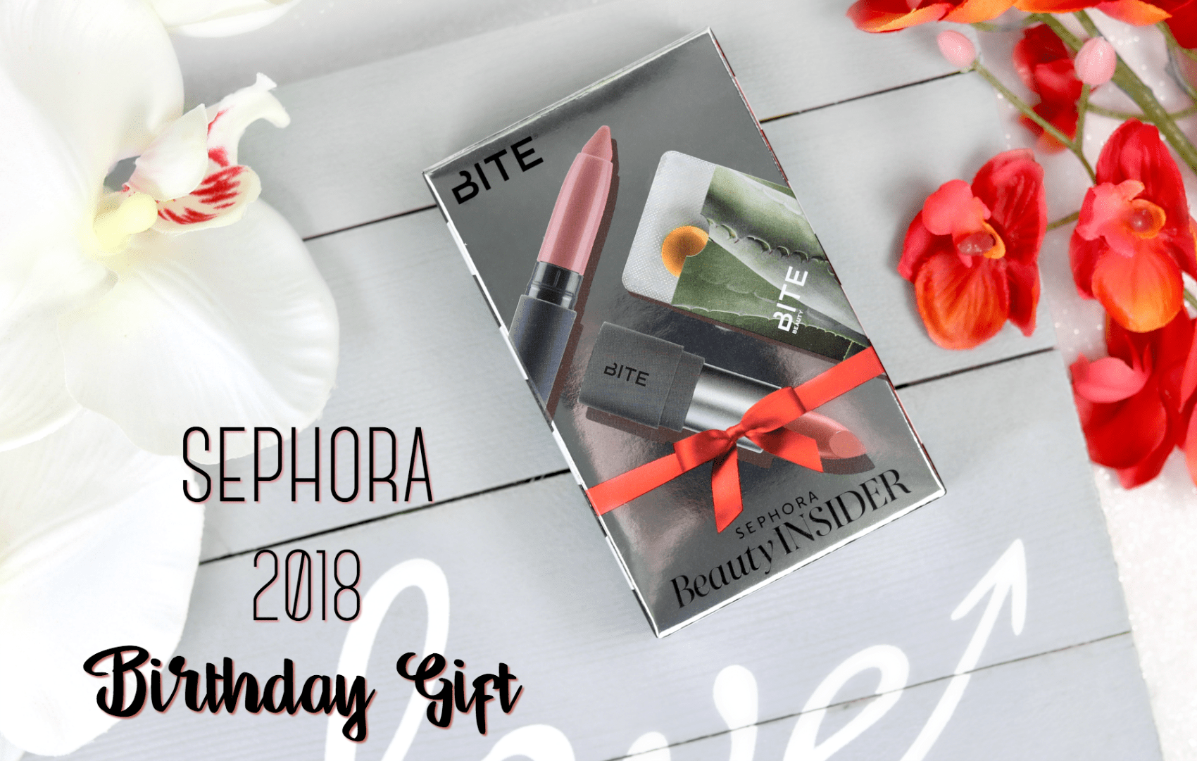 Sephora Birthday Gift 2018