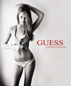 guess advert