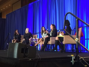 Women for Hillary Fundraising Event on May 4 in Washington, D.C., featuring a panel discussion with Eva Longoria, Sen. Kirsten Gillibrand, NARAL president Ilyse Hogue, and Clinton aide Cheryl Mills.