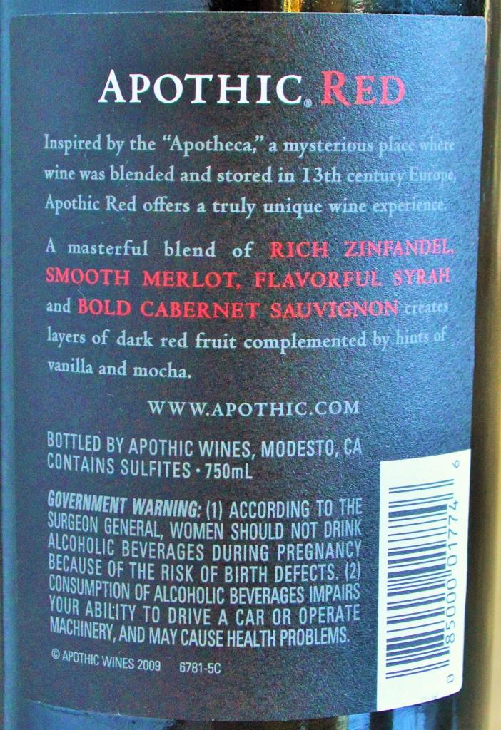 Apothic Red Wine Calories : apothic, calories, Apothic, Blend, Blends, Under, Fermented, Fruit