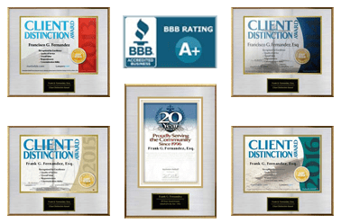 Fernandez Law Group is an award winning law firm