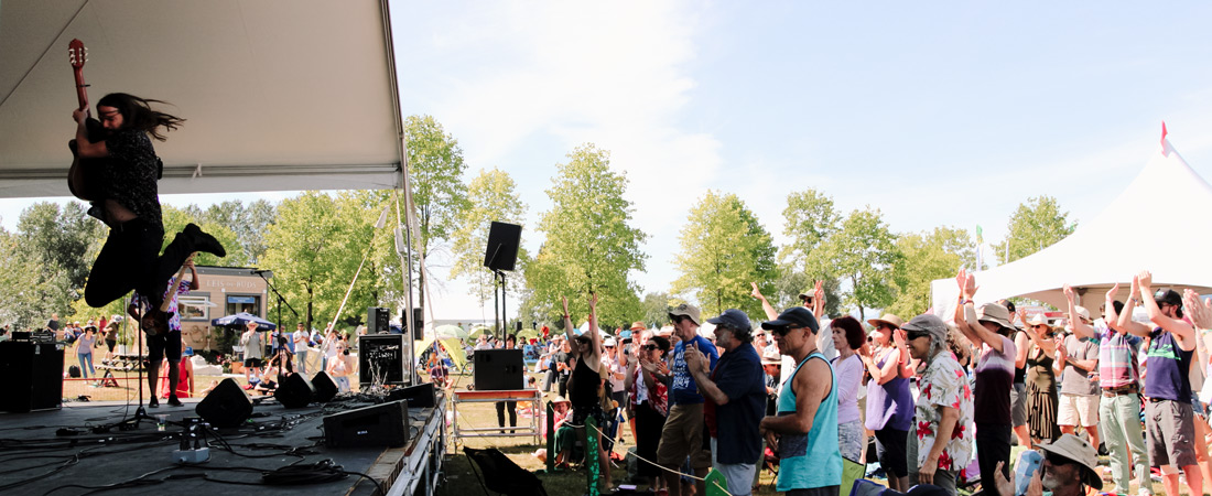 Vancouver Folk Music Festival – July 19-21, 2019, Jericho Beach Park