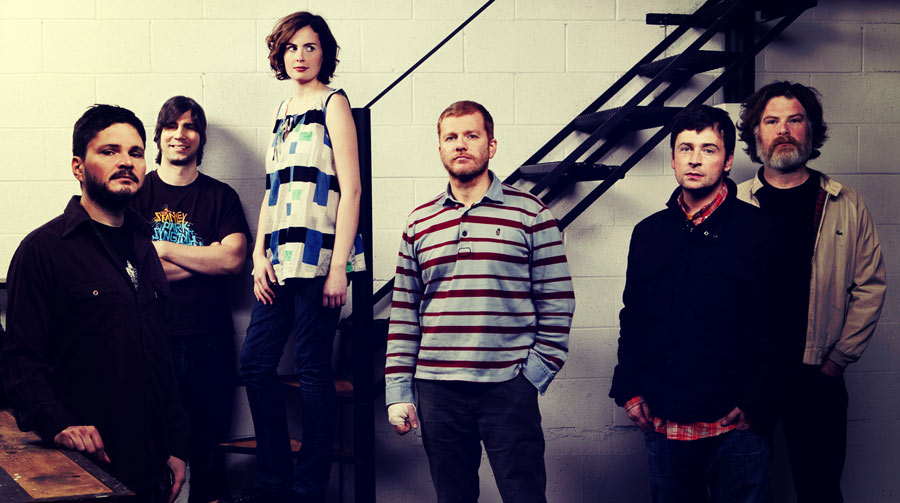 The New Pornographers | Vancouver Folk Music Festival
