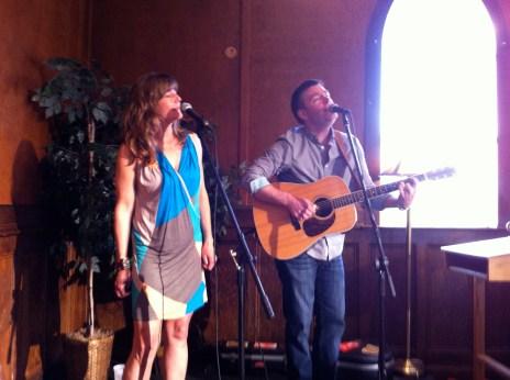 Holly Hogan & Allan Byrne