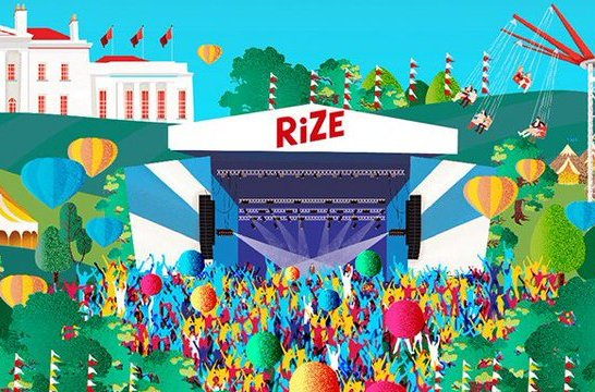 RiZE Festival volunteering opportunities launched by Hotbox Events