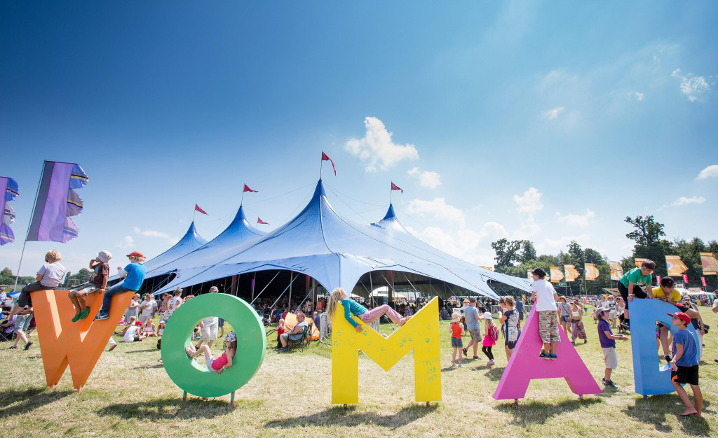 Free WOMAD tickets