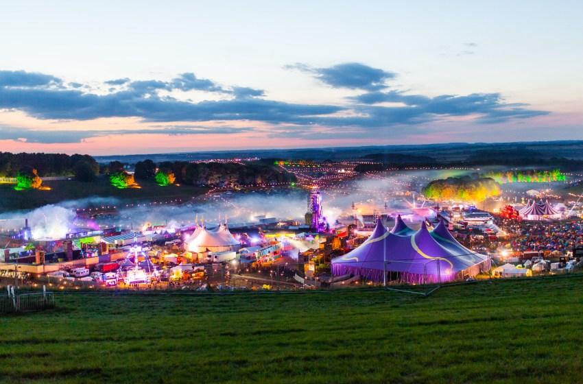 Boomtown to open on Wednesday, but only if you use sustainable transport…