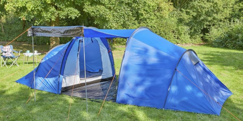 Proaction Tunnel tent