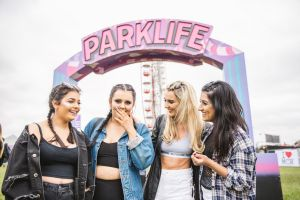 Parklife festivalgoers