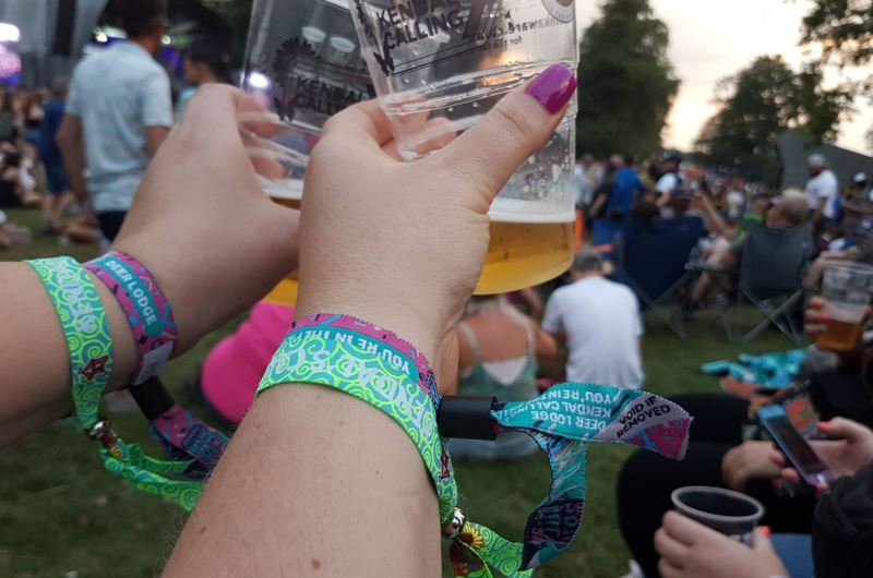 Kendal's Calling You Wristbands