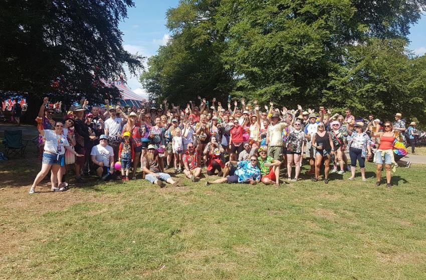 Kendal Calling Facebook group raises £3,000 for charity