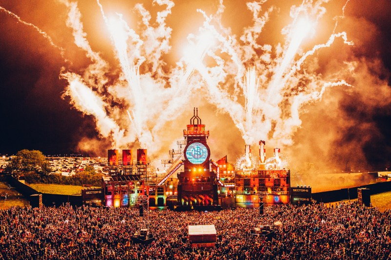Boomtown 2019 tickets: Sector 6