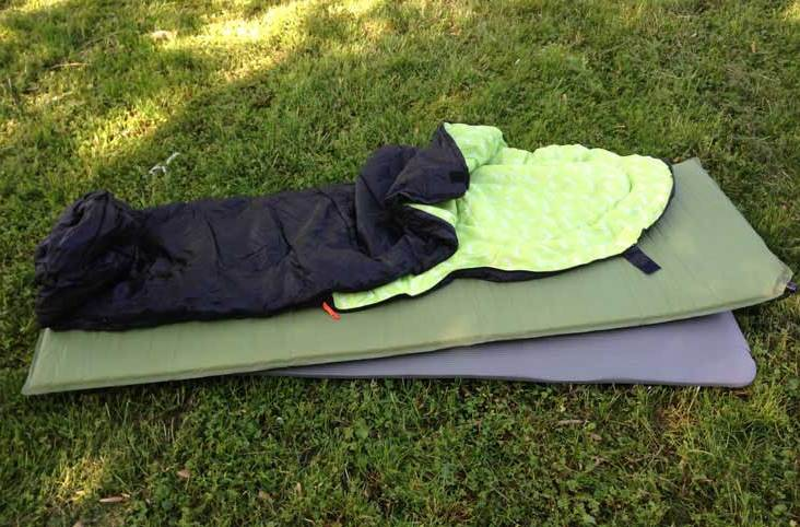 Camping mats: Some of the best roll mats for festivals