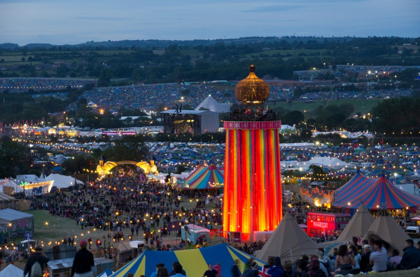 Glastonbury capacity increase to 210,000 approved