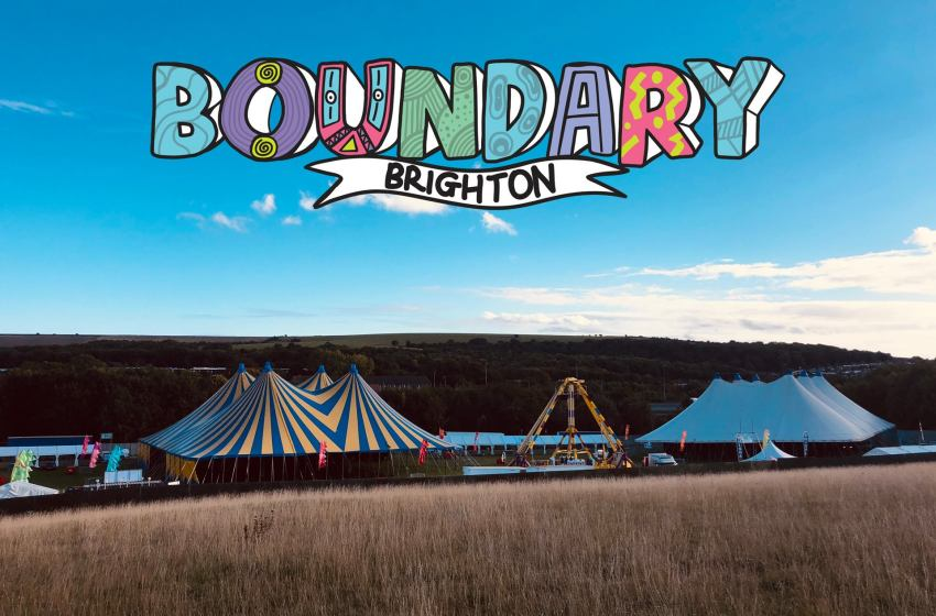 Boundary Brighton 2018 Review, or how I joined a sect of extraterrestrial ravers