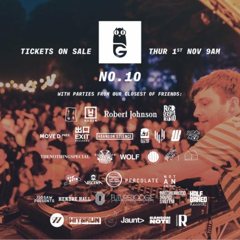 Gottwood Ticket Annoucement Partners