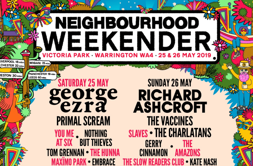Updated: Slaves cancel Neighbourhood Weekender headline slot this weekend