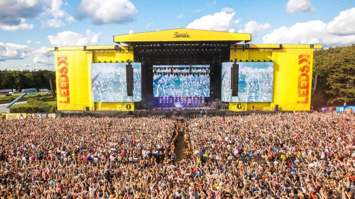 Leeds Festival Main Stage