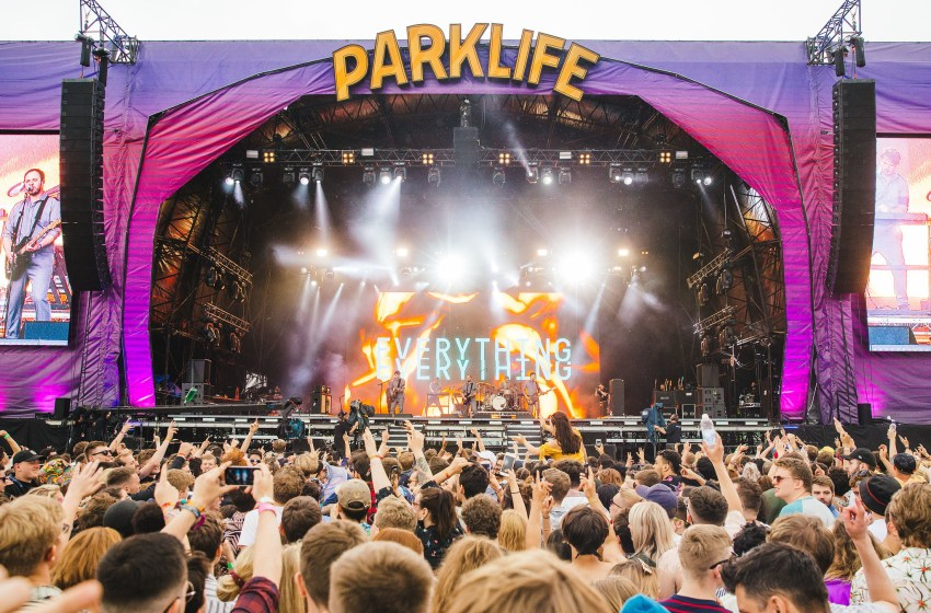 Parklife's student ticket deal offers 20% off and 3 months of Apple Music
