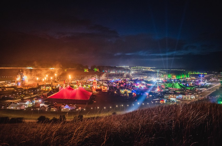 Boomtown reveals Area 404 line-up with four new stages