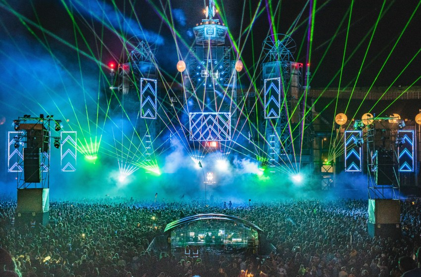 Eight Boomtown stages will be 'completely upgraded' this year