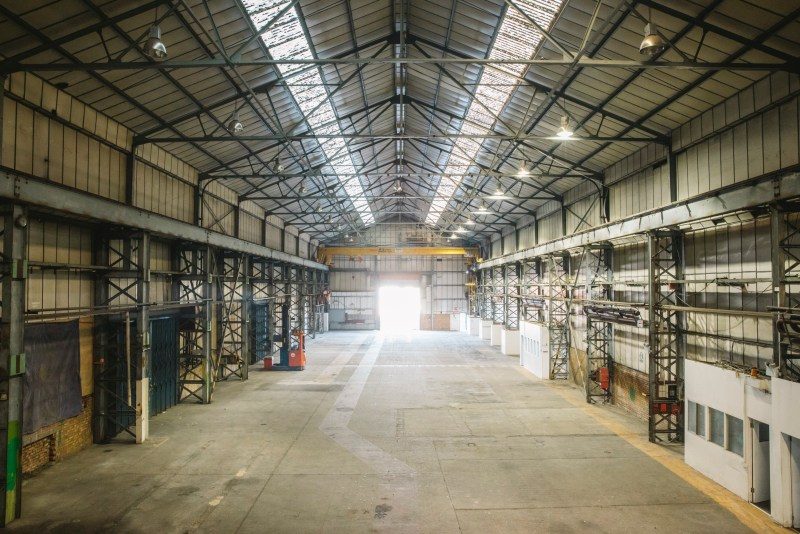 Field Day 2019 Warehouse