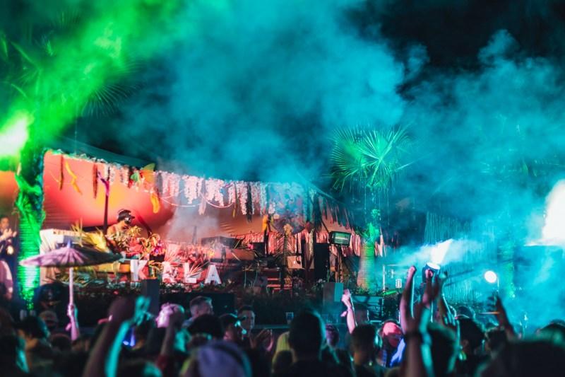 Kala Festival Smoke