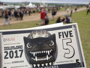 Download Festival Loyalty Scheme Dog Pounds