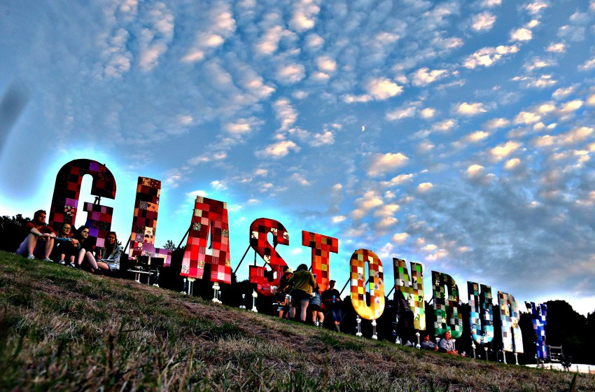 WaterAid open Glastonbury volunteering applications