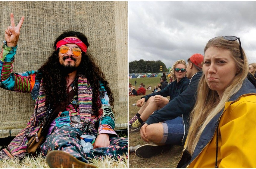 How to look after your mental health at a festival