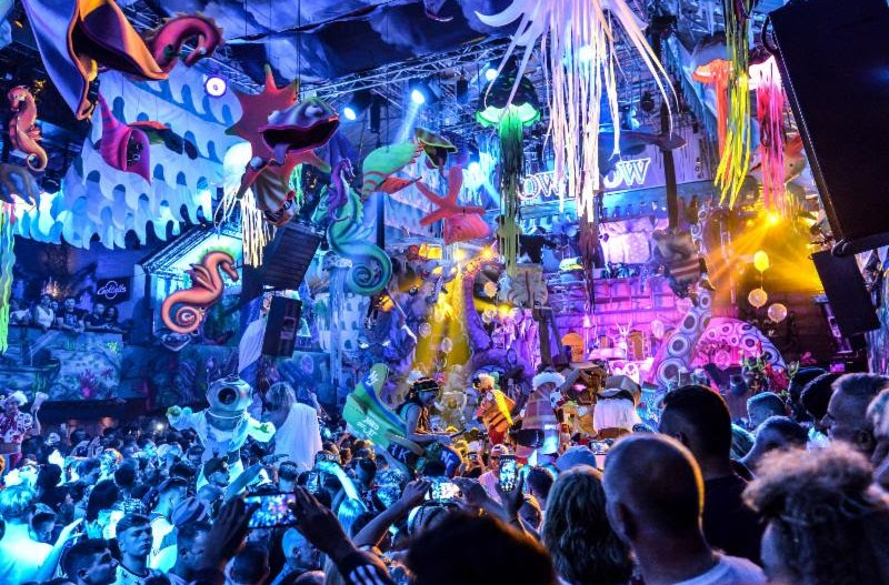 Elrow is bringing a club event to Leeds this March