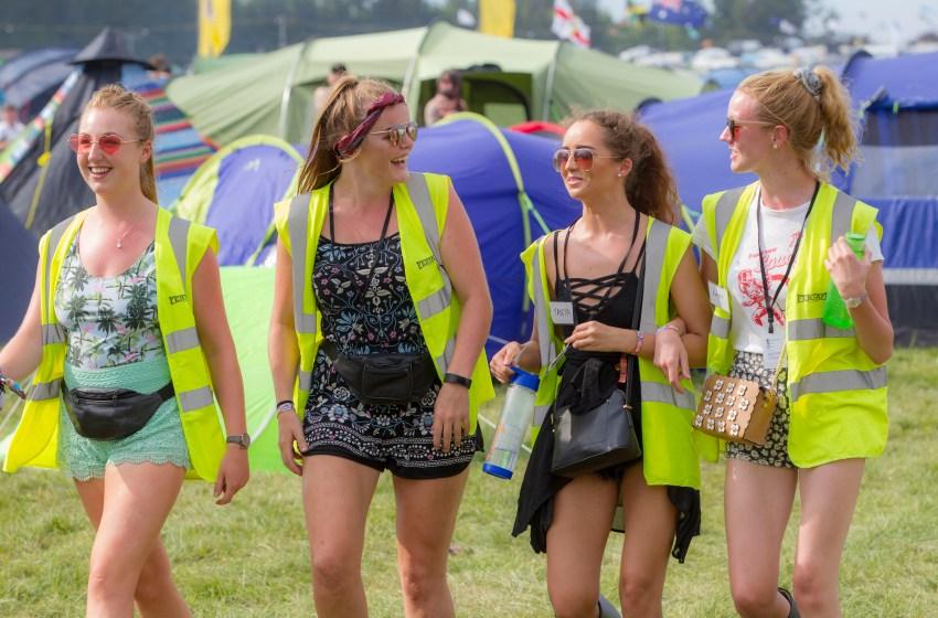 Over 2000 festival volunteers required for Festaff's biggest summer ever