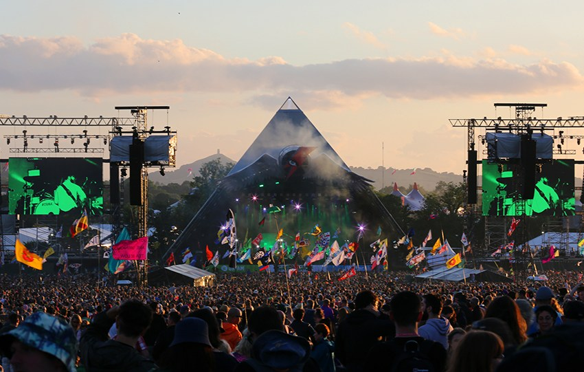 Glastonbury production will use green electricity from new anaerobic digester