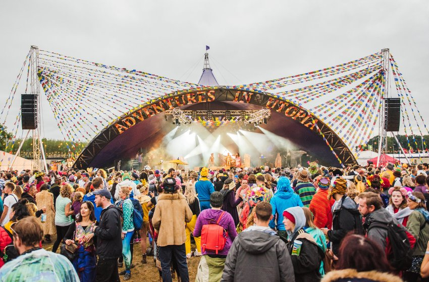 Standard tickets for Shambala have already sold out