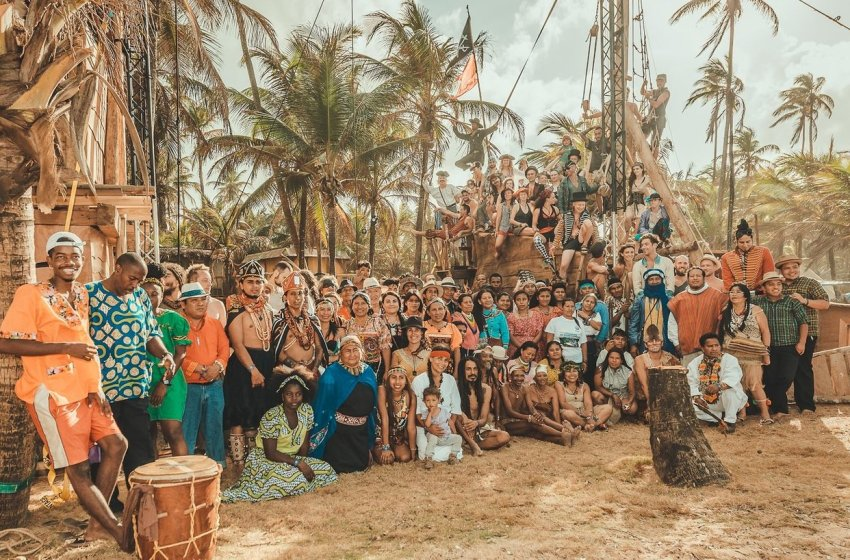Panama Tribal Gathering: The 18-day festival with over 60 tribes