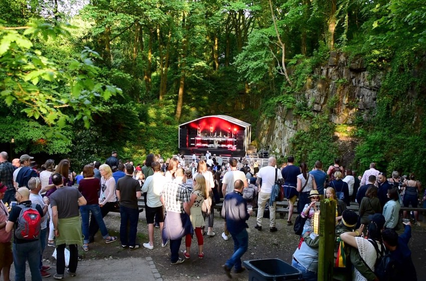 Lancaster's Highest Point Festival announces dance  music line-up