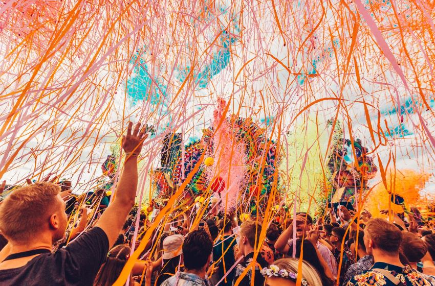elrow Town London returns to Trent Park on August 22nd